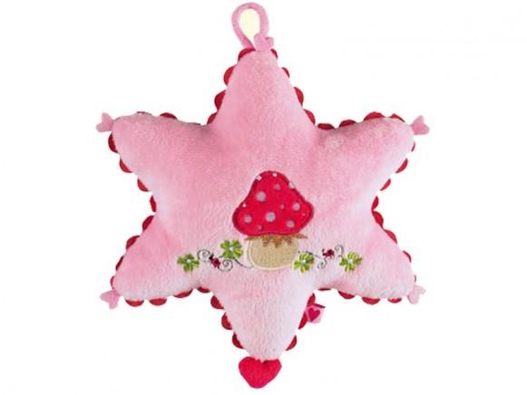 Spieluhr Sternchen in rosa von Spiegelburg