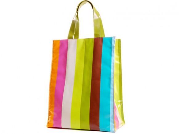 Tepper Jackson Einkaufstasche Izzy Stripe