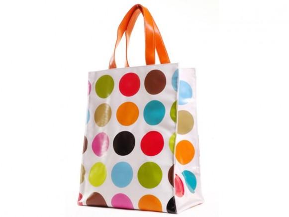 Tepper Jackson Einkaufstasche Multidot