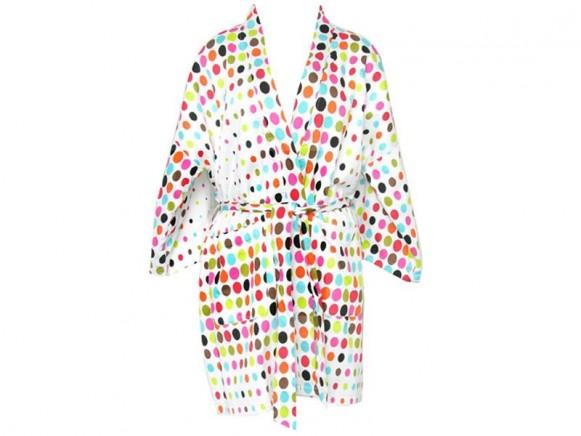 Tepper Jackson Kimono Multi Aerodot