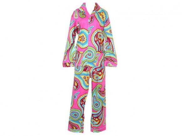 Pyjama Pink Kashmir (Fitted) von Tepper Jackson