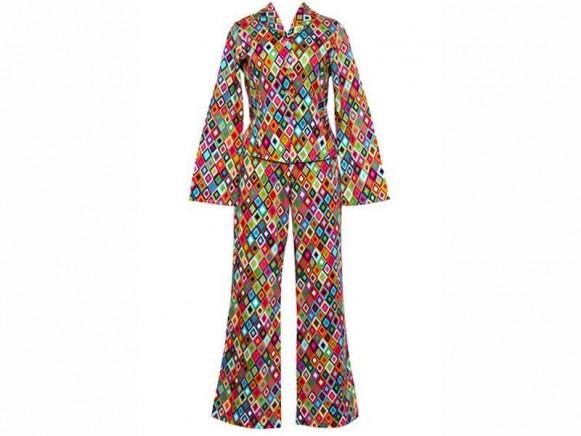 Pyjama Mosaic (Fitted) von Tepper Jackson