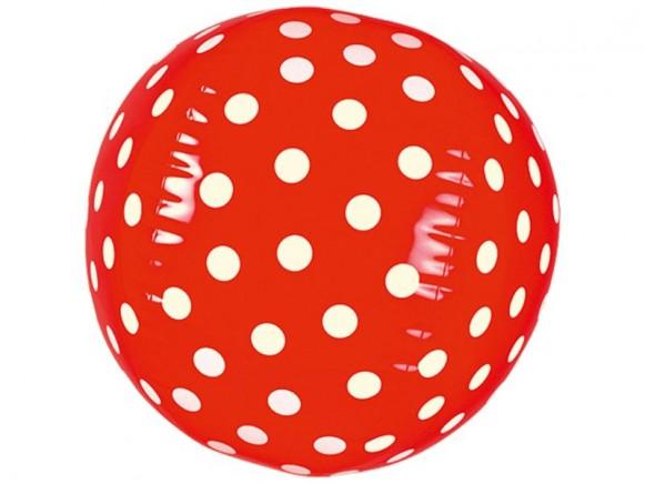 Spiegelburg Wasserball mit fröhlichen Tupfen