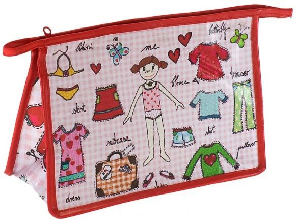 Kulturtasche für Mädchen von Wendekreis