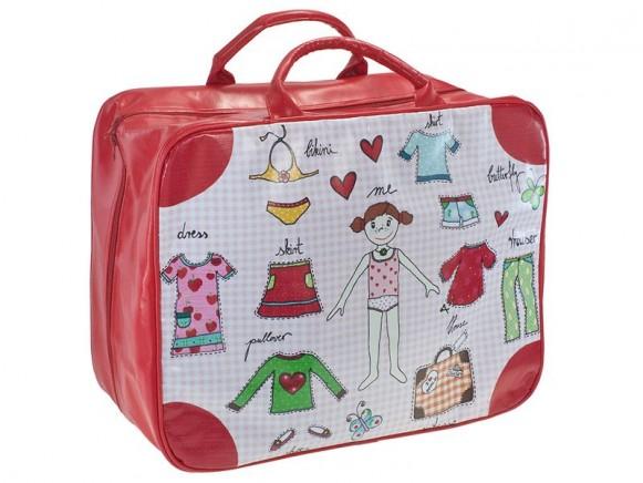 Reisetasche für Mädchen von Wendekreis