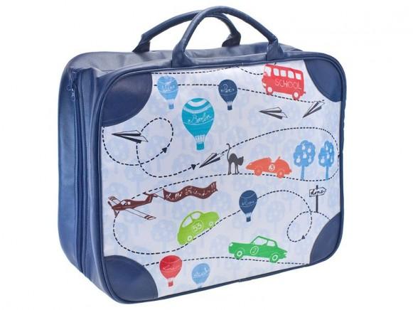 Reisetasche für Jungen von Wendekreis