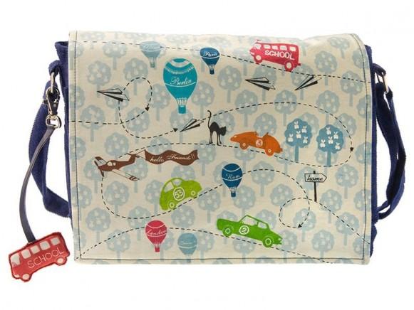 Canvas Tasche für Jungen von Wendekreis