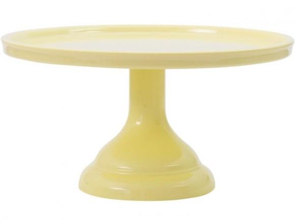 A Little Lovely Company Muffinständer klein gelb