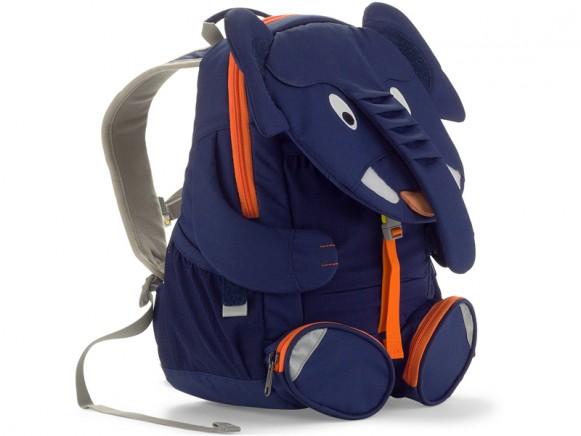 Affenzahn Rucksack Elias Elefant 3-5 Jahre
