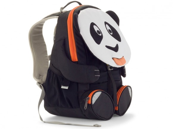 Affenzahn Rucksack Paul Panda 3-5 Jahre