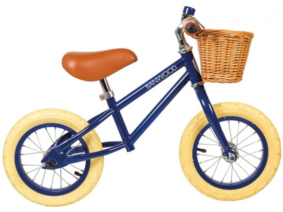 Banwood Laufrad FIRST GO! DUNKELBLAU