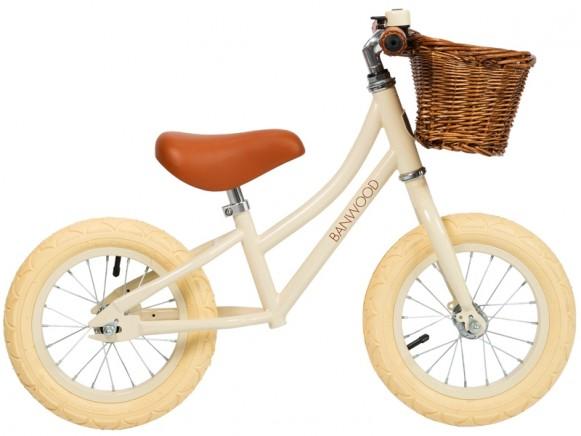 Banwood Laufrad FIRST GO! CREME