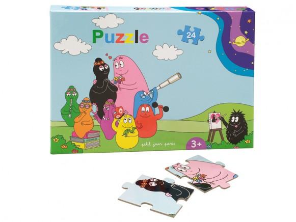 Barbapapa Puzzle 24-teilig