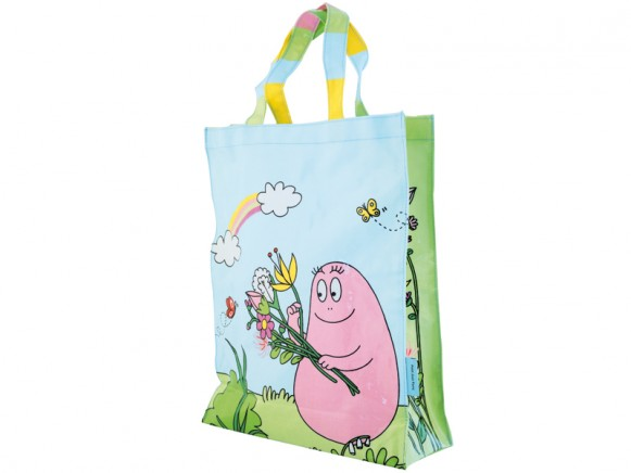Barbapapa Einkaufstasche von Petit Jour