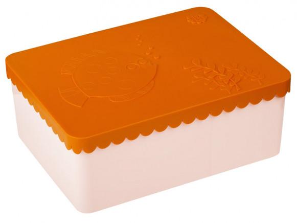 Blafre Lunchbox FISCH orange/hellrosa