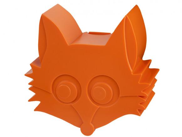 Blafre Snackbox FUCHS orange