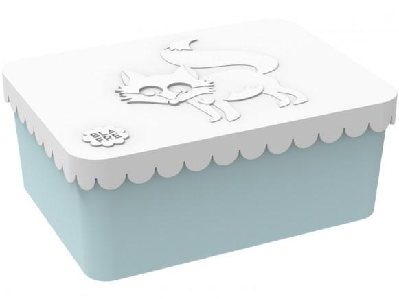 Blafre Lunchbox Fuchs weiß klein