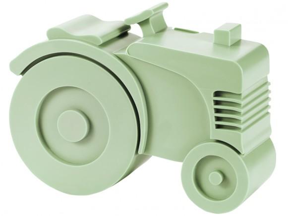 Blafre Lunchbox Traktor hellgrün