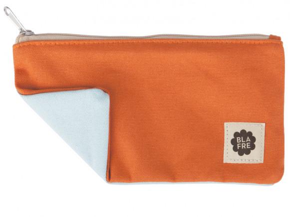 Blafre MÄPPCHEN orange/hellblau