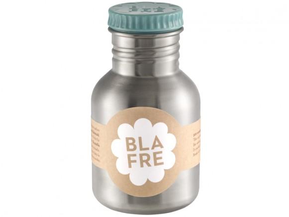 Blafre Trinkflasche klein blau-grün