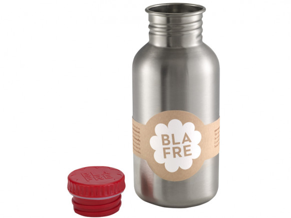 Blafre Trinkflasche rot