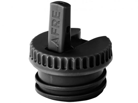 Blafre Trinkflaschen-Verschluss schwarz
