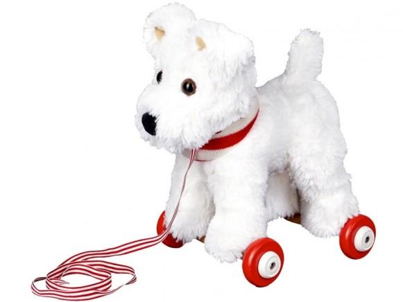 Die Spiegelburg Nachziehtier Hund CARLOS