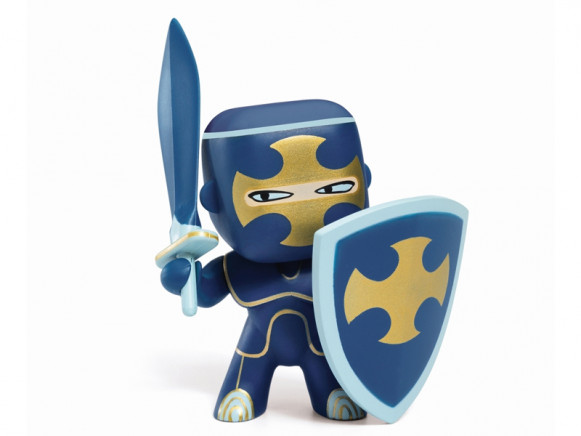 Djeco Arty Toys Ritter DARK BLUE