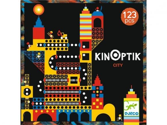 Djeco Kinoptik CITY 123 Teile