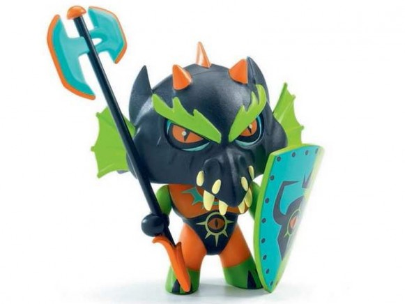 Djeco Arty Toys Ritter DRACK
