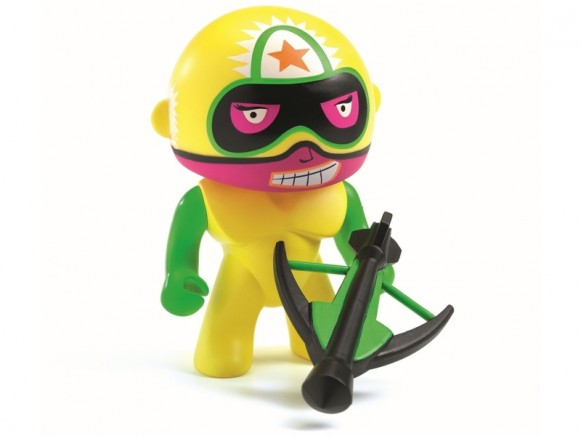 Djeco Arty Toys Superhelden POP STAR
