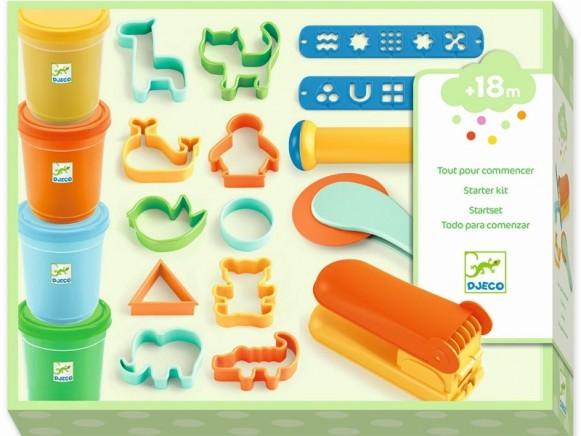 Djeco 3-6 Design: Knete Starterset