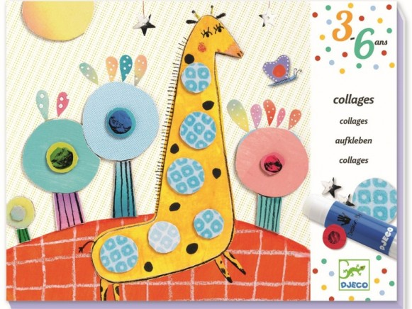 Djeco 3-6 Design Kollage So Pop