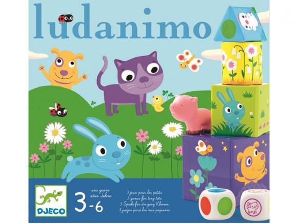 Djeco Spiel Ludanimo
