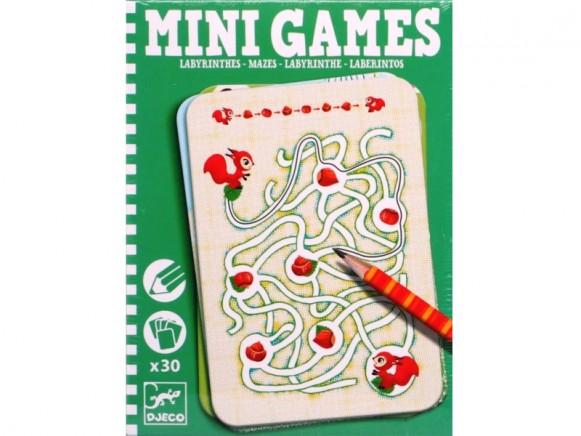 Djeco Mini-Spiel Labyrinth von Ariane - TakaTomo.de