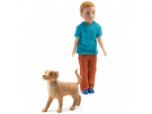 Djeco Puppenhaus Xavier