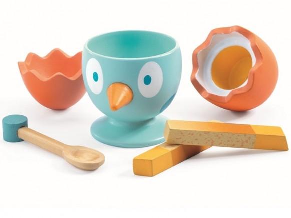 Djeco Rollenspiel Kinderküche Eierbecher COCO