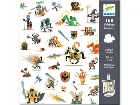 Adesivi dinosauri 8843 by Djeco