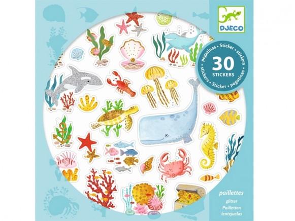 Djeco Sticker AQUA DREAM