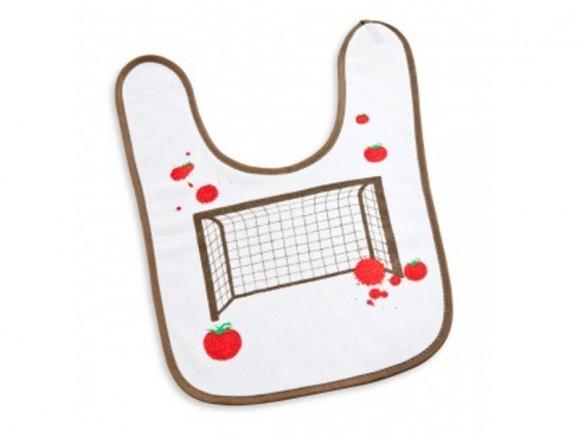 Donkey Products Kinderlätzchen Tomaten-Fußball