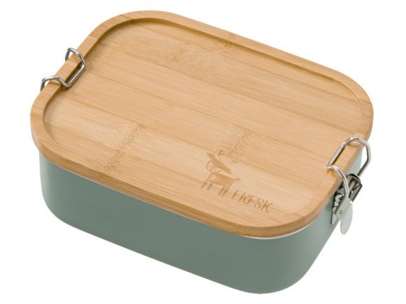 Fresk Lunchbox Edelstahl CHINOIS GRÜN