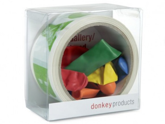 Geburtstagsklebeband Happy Birthday von donkey products