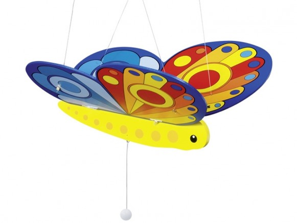 Schwingtier Schmetterling