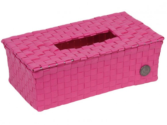 Handed By Box Luzzi pink