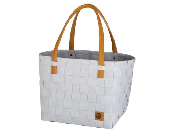 Handed By Shopper Color Block concrete hellgrau