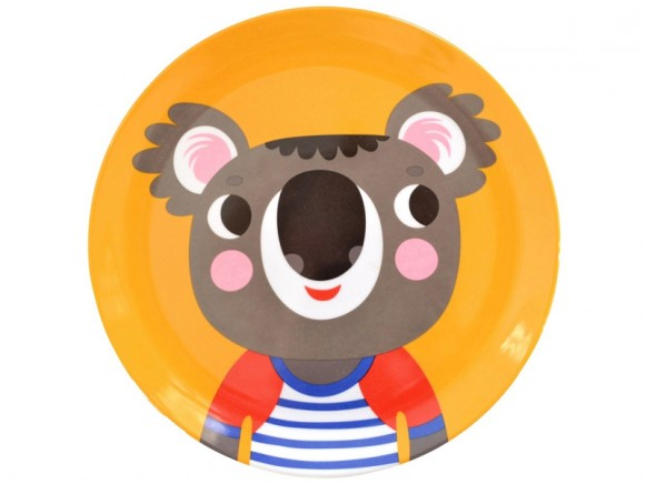Helen Dardik Melaminteller Koala