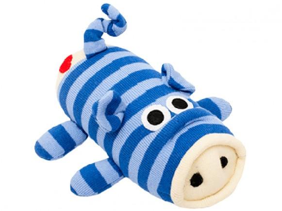 HickUps Sockenschweinchen blau