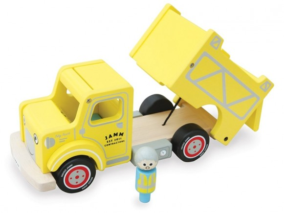 Indigo Jamm Toby Truck
