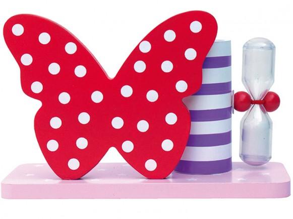 JaBaDaBaDo Zahnbürstenhalter Schmetterling