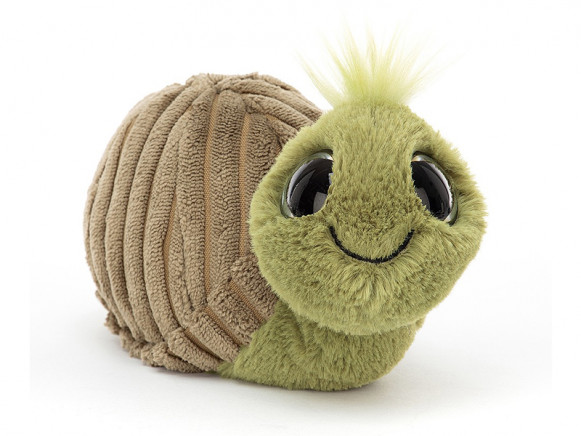 Jellycat Frizzles SCHNECKE